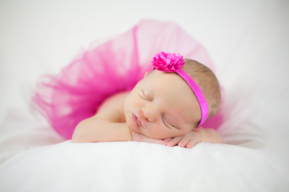 Newborn Photographers in Tampa