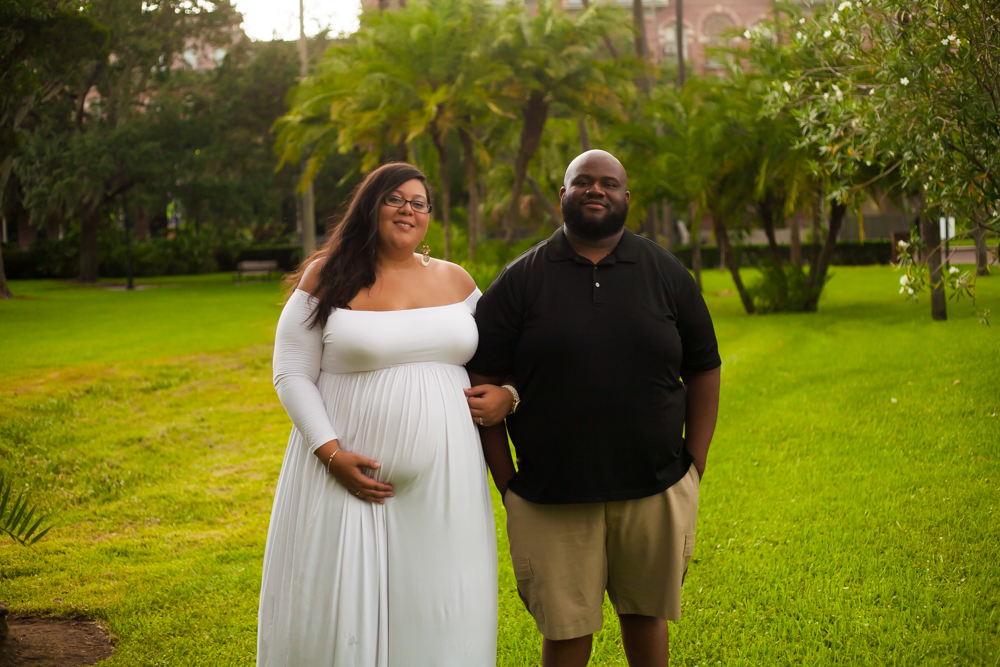 Family and Maternity photos in Tampa