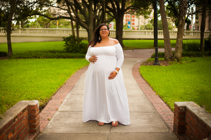 Maternity Photography in Tampa