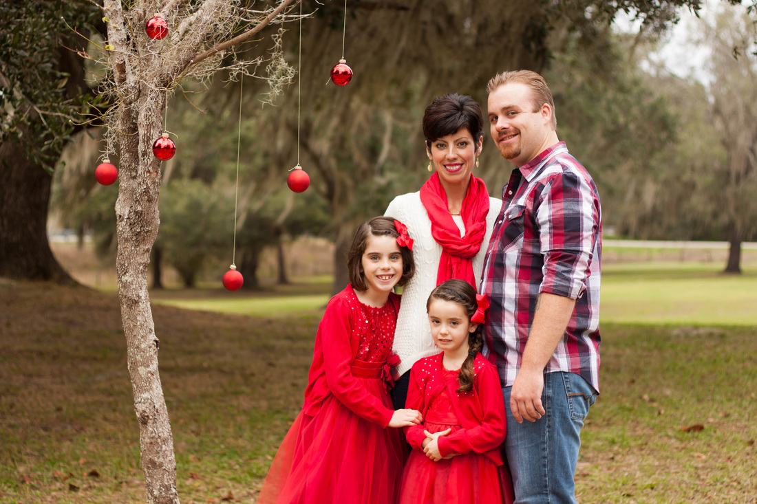 Tampa Family Christmas Photos