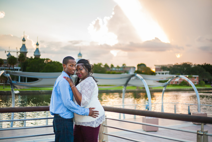 Tampa Engagement Photography
